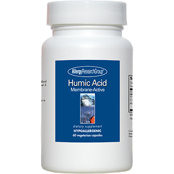 Allergy Research Group Humic Acid Membrane Active 60vcaps AR766