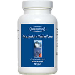 Allergy Research Group Magnesium Malate Forte 120 tabs MAG10