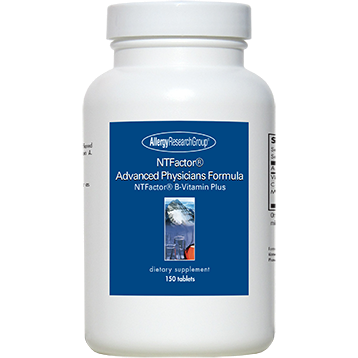 Allergy Research Group NT Factor Advanced Physicians 150 tabs AR6808