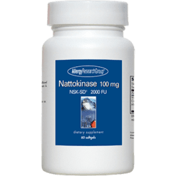 Allergy Research Group Nattokinase 100 mg 60 gels NATT8