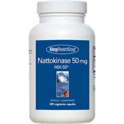 Allergy Research Group Nattokinase 50 mg 300 vegcaps NATT7