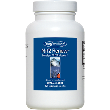 Allergy Research Group Nrf2 Renew 120 vegcaps A68703