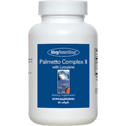 Allergy Research Group Palmetto Complex II 60 gels SAW12