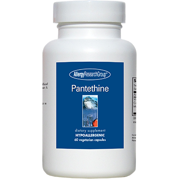 Allergy Research Group Pantethine 660 mg 60 vcaps PAN56
