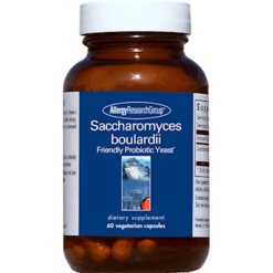 Allergy Research Group Saccharomyces 60 caps SACCH