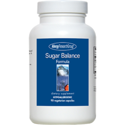 Allergy Research Group Sugar Balance Formula 90 vcaps SUGAR