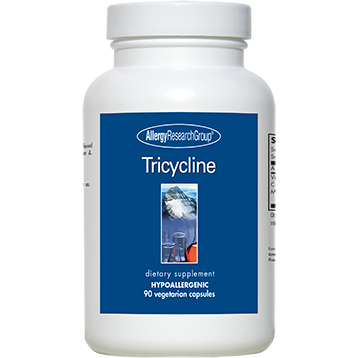 Allergy Research Group Tricycline 90 caps TRICY