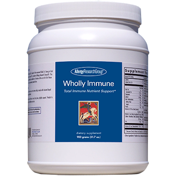 Allergy Research Group Wholly Immune 900 gms TOTA9