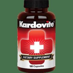 Allimax International Limited Kardovite Capsules 180 capsules A45063