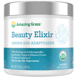 Amazing Grass Elixir Beauty Blend 20 servings A05673