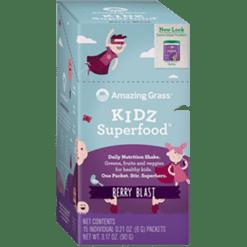 Amazing Grass Kidz SuperFood Wild Berry 15 pkts A00340