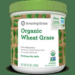 Amazing Grass Organic Wheat Grass Powder 30 servings OWGP