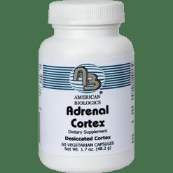 American Biologics Adrenal Cortex 60 caps AM52260