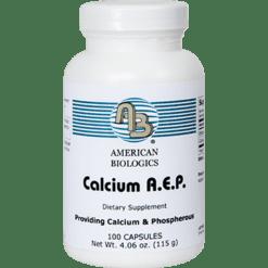American Biologics Calcium AEP 100 caps CA100