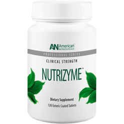 American Nutriceuticals LLC Nutrizyme 120 tabs A02112