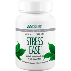 American Nutriceuticals LLC Stress Ease 60 caps A02245
