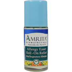 Amrita Aromatherapy Allergy Easer Roll On Relief Org 1 fl oz A15106