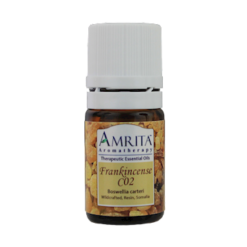 Amrita Aromatherapy Frankincense Essen. Oil 5 ml FRAN2
