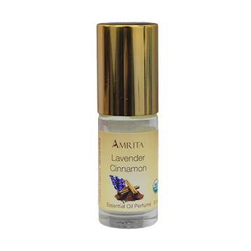 Amrita Aromatherapy Lavender Cinnamon Roll On 5 ml LAVE1