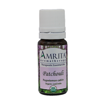 Amrita Aromatherapy Patchouli Organic 10 ml PATCH