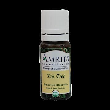 Amrita Aromatherapy Tea Tree Organic 10 ml TEA18