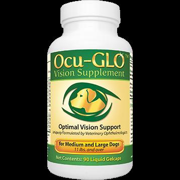 Animal Necessity Ocu GLO Med Large 90 liquid gelcaps AN2012