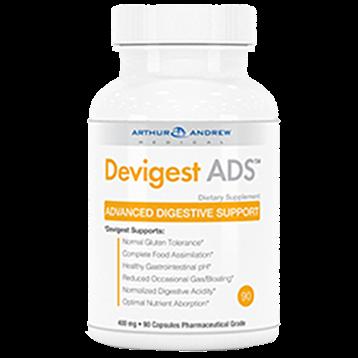 Arthur Andrew Medical Inc. Devigest ADS 90 caps DEV090