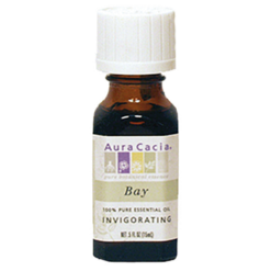 Aura Cacia Bay Essential Oil .5oz A11546