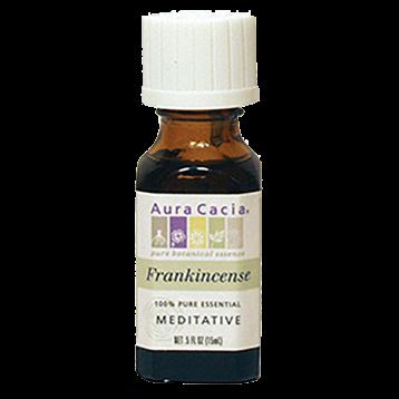 Aura Cacia Frankincense Essential Oil .5 oz A11195