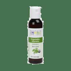 Aura Cacia Glycerin Organic 4 oz A14004