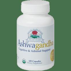 Ayush Herbs Ashwagandha 120 vegcaps AY144