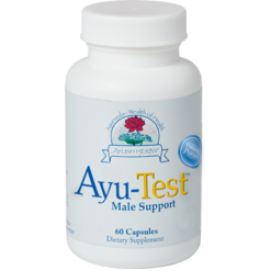 Ayush Herbs Ayu Test Male Support 60 vegcaps AY132