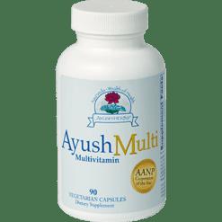 Ayush Herbs AyushMulti™ 90 vegcaps AY142