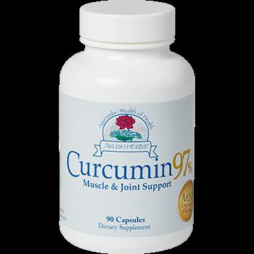 Ayush Herbs Curcumin 97 90 vegcaps AY112