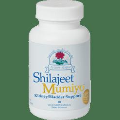 Ayush Herbs Shilajeet Mumiyo 60 vegcaplets AY135