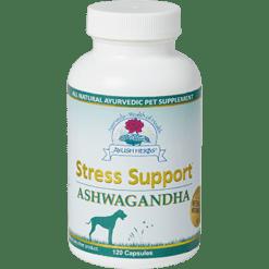Ayush Herbs Stress Support Ashwagandha 120 caps AYV3