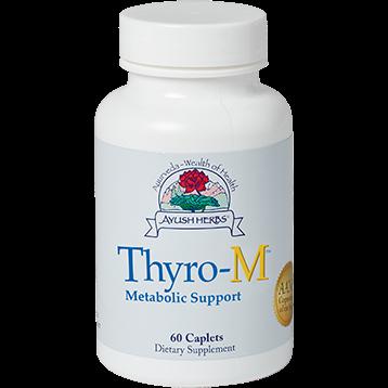 Ayush Herbs Thyro M 60 caplets AY148