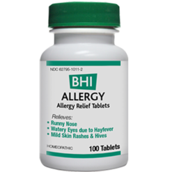 BHI Heel Allergy 100 tabs ALL10