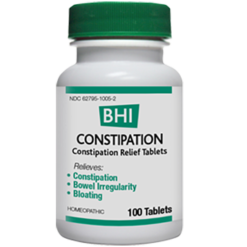 BHI Heel Constipation 100 tabs CONS1