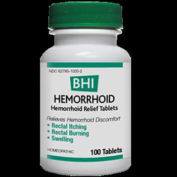 BHI Heel Hemorrhoid 100 tabs HEMO5