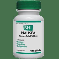 BHI Heel Nausea 100 tabs NAUS2