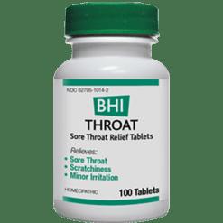 BHI Heel Throat 100 tabs THRO8