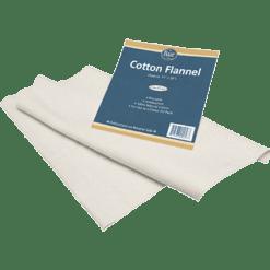 Baar Products Cotton Flannel for Castor Oil 1 pack COTT2