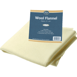 Baar Products Wool Flannel for Castor Oil packs 1 pkt WOOL2
