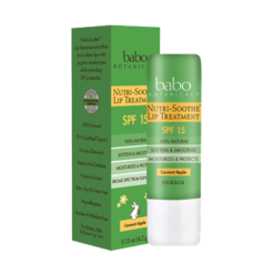 Babo Botanicals Lip Treatment SPF 15 .6 oz B82941
