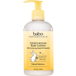 Babo Botanicals Moisturizing Lotion 8 fl oz B82415