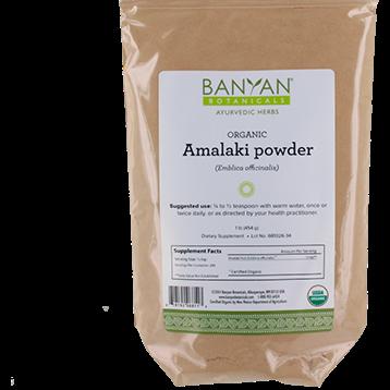 Banyan Botanicals Amalaki Fruit Powder Organic 1 lb AMAL4