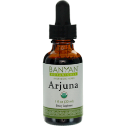 Banyan Botanicals Arjuna Liquid Extract 1 fl oz B25314