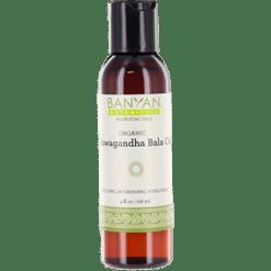 Banyan Botanicals Ashwagandha Bala Oil Organic 4 oz ASH14