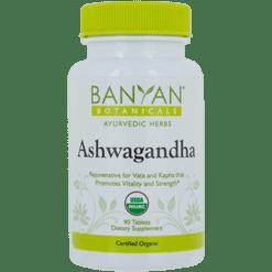 Banyan Botanicals Ashwagandha Organic 500 mg 90 tabs ASHW7